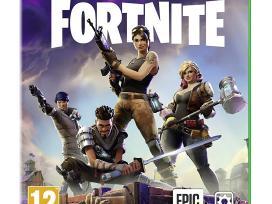 Parduodu Xbox one konsolę su Fortnite žaidimu
