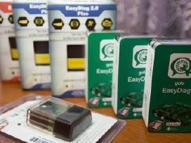 Launch Easydiag 3.0, 2 x431 Pro3s analogas autocom