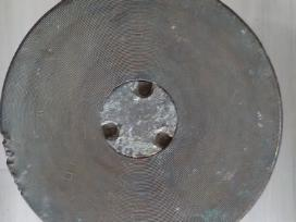 Didele zalvarine gilze skersmuo 11cm. - nuotraukos Nr. 2