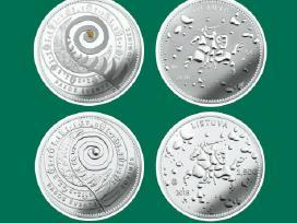 Lietuvos Monetos, Pigiai,daug. Atnaujinta Gruodž11 - nuotraukos Nr. 4