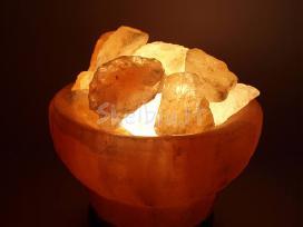 himalajų druskos lempa