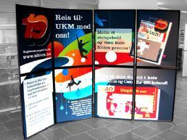 Mobilūs parodiniai stendai, plakatai, reklama - nuotraukos Nr. 2