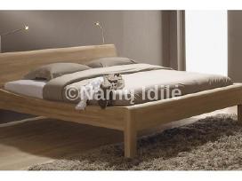 Kokybiškos medinės lovos
