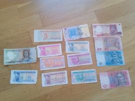 Ukrainos banknotų rinkinukas
