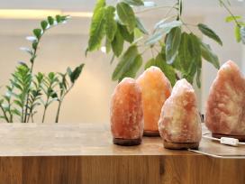 Nuolaidos Natūralioms Himalajų druskos lempoms