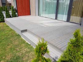 Wpc terasinės lentos pagal kliento matmenis ! - nuotraukos Nr. 18