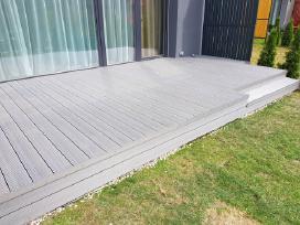 Wpc terasinės lentos pagal kliento matmenis ! - nuotraukos Nr. 19