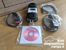 Renault Can Clip diagnostikos įranga - nuotraukos Nr. 4