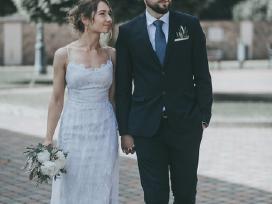 Vestuvinių ir proginių suknelių siuvimas - nuotraukos Nr. 13
