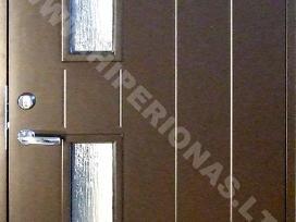 Šiltos lauko dazytos durys vilniuje - nuotraukos Nr. 11