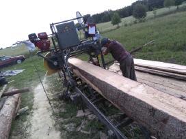 Pjaunu mediena mobiliu juostiniu gateriu