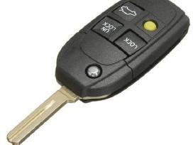 Volvo raktas, Volvo raktai, Volvo raktu korpusai