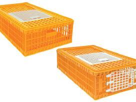 Transportavimo dėžės paukščiams