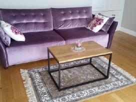 Valgomojo stalai, TV staliukai, baro kėdės ir t.t. - nuotraukos Nr. 3