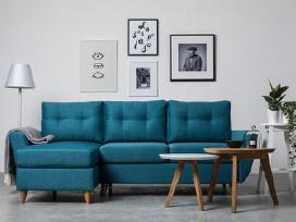 Scandic Skandinaviško dizaino sofa, kampas, foteli
