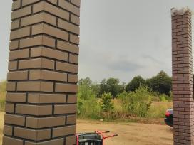 Klinkerio muras