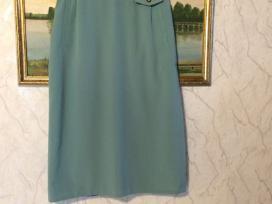 Žalsvas Sylbo sijonas