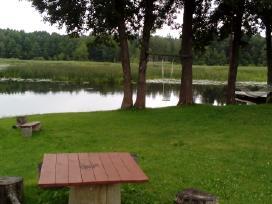 Valdemaro sodyba prie ežero