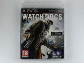 PS3 žaidimai (Watch Dogs, Gta5.) - nuotraukos Nr. 3