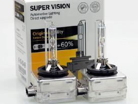 Xenon lemputės D1s 6000k Audi Vw Bmw MB