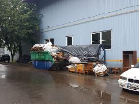 Nomojami konteineriai statybinem atliekom mesti - nuotraukos Nr. 2