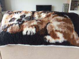 Vilnonė pagalvėlė