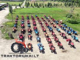 Japoniškų mini traktorių varikliai