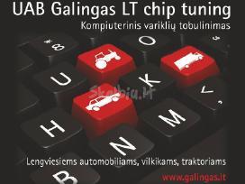 Galingas Lt: profesionalus chip tiuningas.
