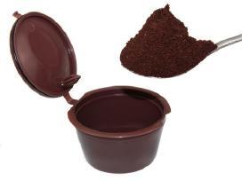Dolce Gusto daugkartinės kapsulės kavai/arbatai