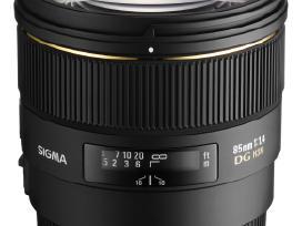 Sigma 85mm F1.4 Canon