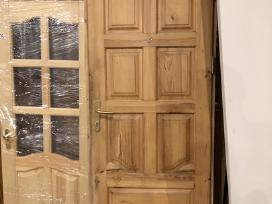 Vaidilos baldų komise medinės durys - nuotraukos Nr. 8