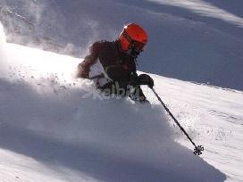 Slidžių ir snieglenčių servisas Kaune