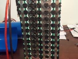 Samsung 18650-25r li-ion celės - nuotraukos Nr. 4