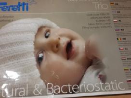 Feretti antibakterinė patalynė+apsauga ant lovelė