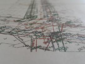 Geodeziniai matavimai konkurencinga kaina