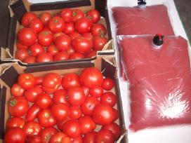 Pomidorų sultys (spaudžiame pomidorų sultis)