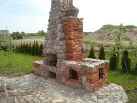 Viliaus lauko židiniai, akmens mūro darbai - nuotraukos Nr. 5