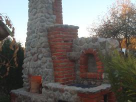 Viliaus lauko židiniai, akmens mūro darbai - nuotraukos Nr. 14