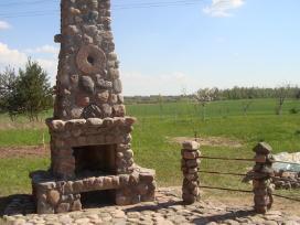 Viliaus lauko židiniai, akmens mūro darbai - nuotraukos Nr. 15