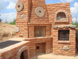 Viliaus lauko židiniai, akmens mūro darbai - nuotraukos Nr. 4