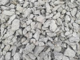 Kokybiška malto betono skalda, pigus gruntas
