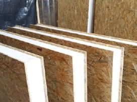 Sip strukturines izoliacines plokstes