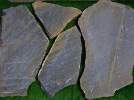 Natūralus akmuo landšaftui