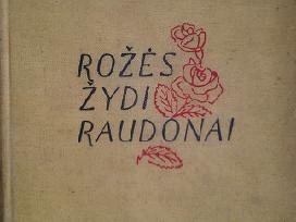 Rožės žydi raudonai, Bieliauskas Alfonsas,1959m