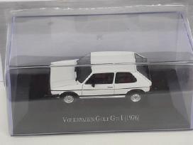 1/43 modeliukai Vw Golf Gti Mk1