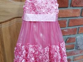 Bonnie Jean puošni suknelė 4-5 metų mergaitei