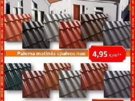 Statybinės apdailos medžiagos nuo pamatų iki stogo - nuotraukos Nr. 13