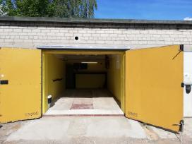 Nuomojamas tvarkingas garažas Tuskulėnų g.