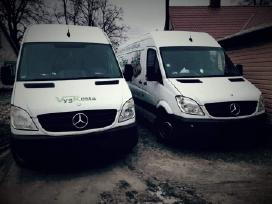 Krovininiu Mikroautobusu nuoma Vilnius