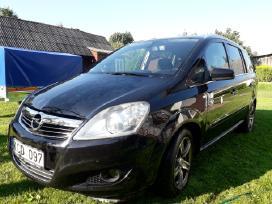 Opel Zafira 1.7cdti